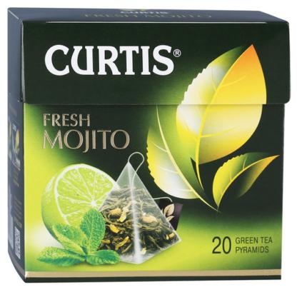 Curtis Fresh Mojito 20 пак.