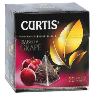 Curtis Isabella Grape 20 пак.