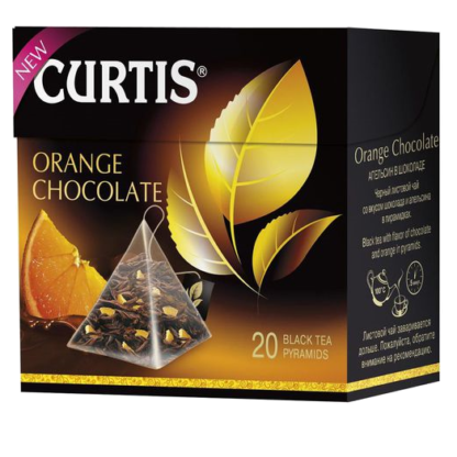 Curtis Orange Chocolate 20 пак.