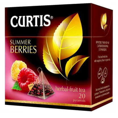 Curtis Summer Berries 20 пак.