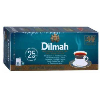 Dilmah цейлонский 25 пак.