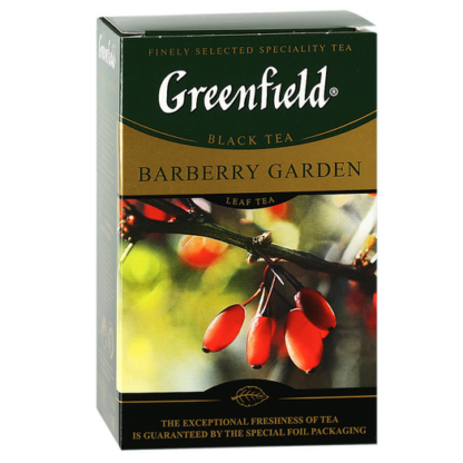 Greenfield Barberry Garden 100г
