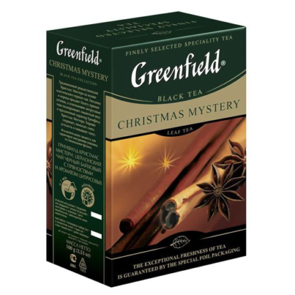 Greenfield Christmas Mystery 100г