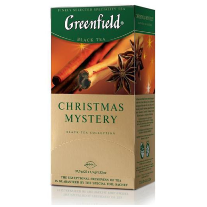Greenfield Christmas Mystery 25 пак.