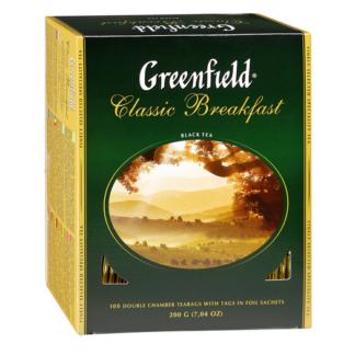 Greenfield Classic Breakfast 100 пак.
