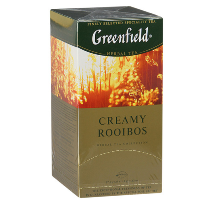 Greenfield Creamy Rooibos 25 пак.