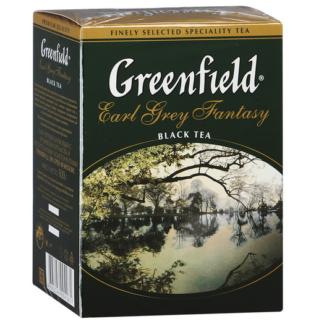 Greenfield Earl Grey Fantasy 100г