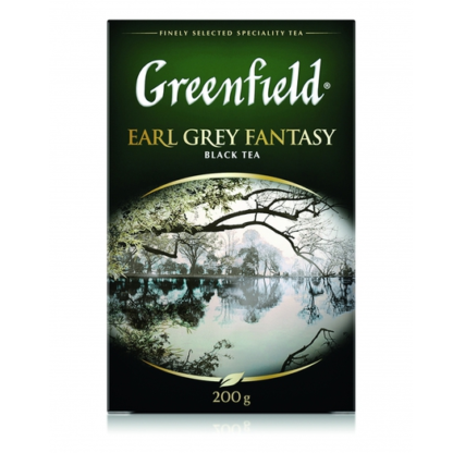 Greenfield Earl Grey Fantasy 200г