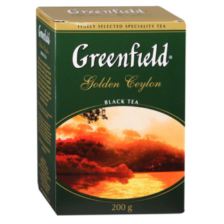 Greenfield Golden Ceylon 200г