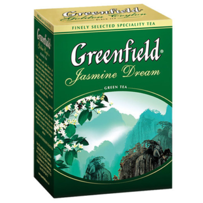 Greenfield Jasmine Dream 100г