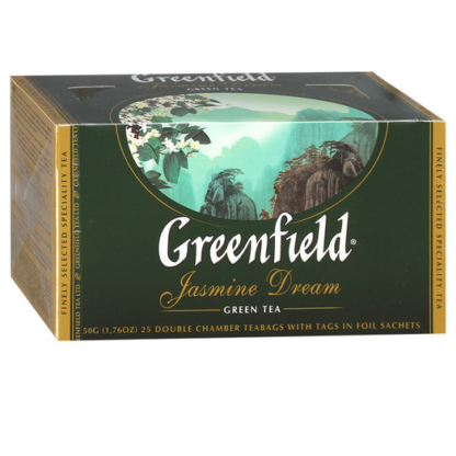 Greenfield Jasmine Dream 25 пак.