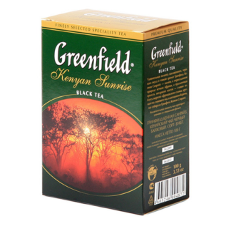 Greenfield Kenyan Sunrise 100г