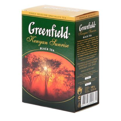 Greenfield Kenyan Sunrise 100г
