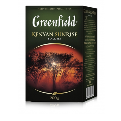 Greenfield Kenyan Sunrise 200г