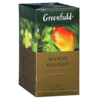 Greenfield Mango Delight 25 пак.