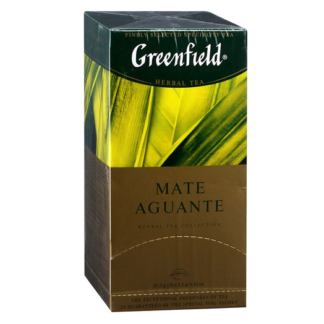 Greenfield Mate Aguante 25 пак.