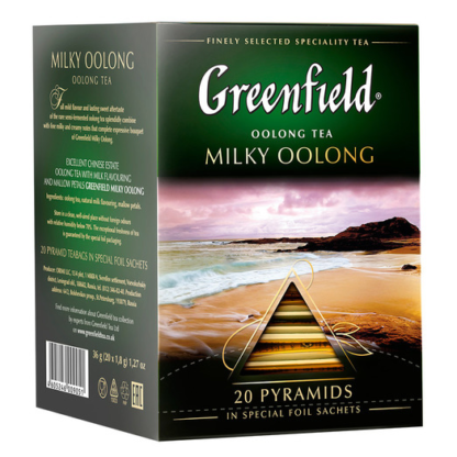 Greenfield Milky Oolong 20 пак.