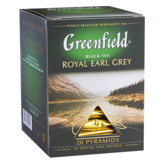 Greenfield Royal Earl Grey 20 пак.