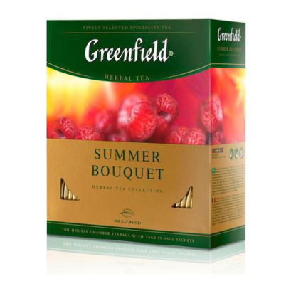 Greenfield Summer Bouquet 100 пак.