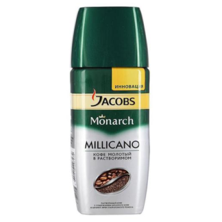 Jacobs Monarch Millicano 190г