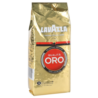 Lavazza Qualita Oro 250г в зернах