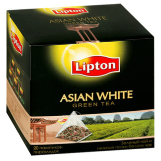 Lipton Asian White Tea 20 пак.