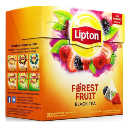 Lipton Forest Fruit 20 пак.