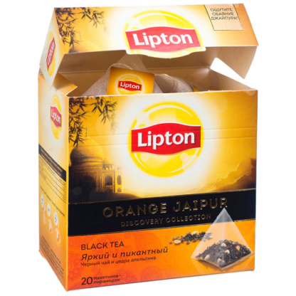 Lipton Orange Jaipur 20 пак.