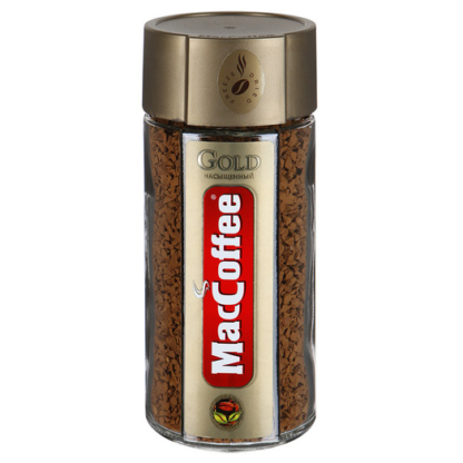 MacCoffee Gold 100г
