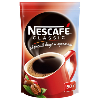 Nescafe Classic 150г пакет