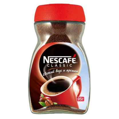 Nescafe Classic 95г