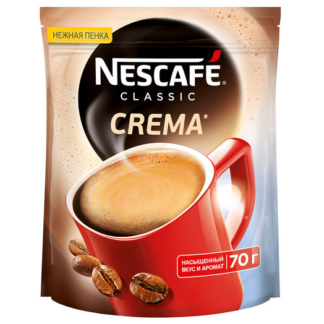 Nescafe Classic Crema 70г