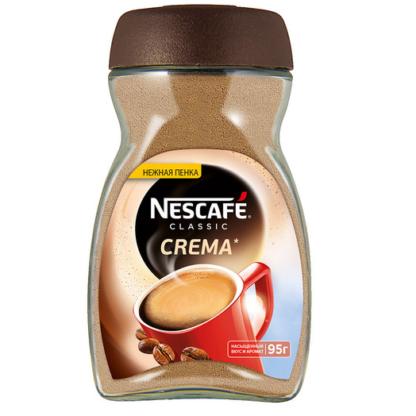 Nescafe Classic Crema 95г