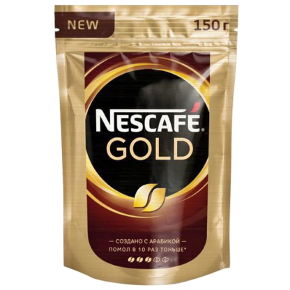 Nescafe Gold 150г (пакет)