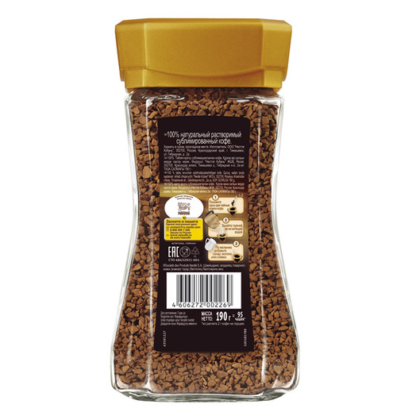 Nescafe Gold 190г