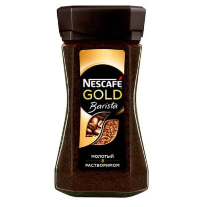 Nescafe Gold Barista 85г