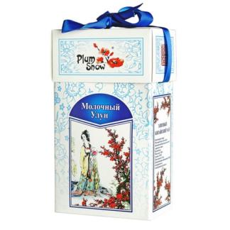 Plum Snow молочный улун 100г