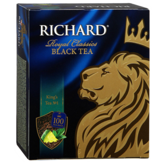 Richard King's Tea №1 100 пак