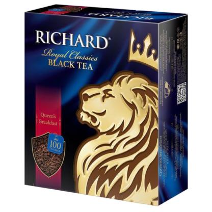 Richard Queen's Breakfast 100 пак.