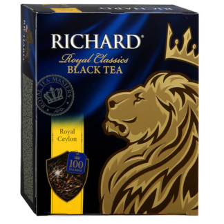 Richard Royal Ceylon 100 пак.