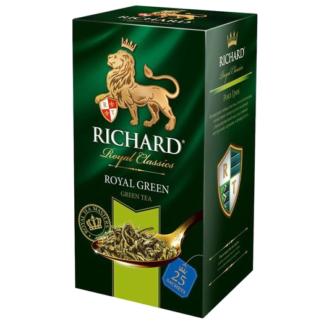 Richard Royal Green 25 пак.