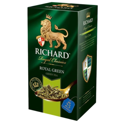 Richard Royal Green 25 пак.