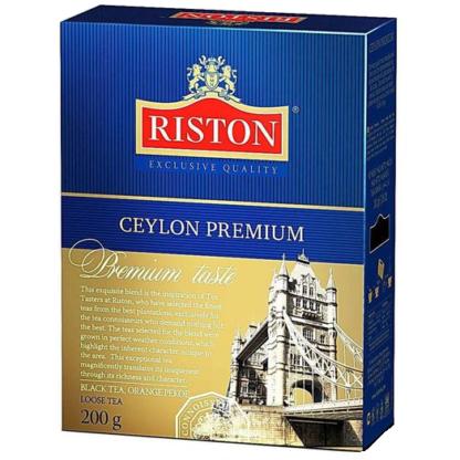 Riston Ceylon Premium 200г