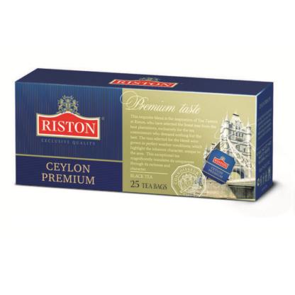 Riston Ceylon Premium 25 пак.