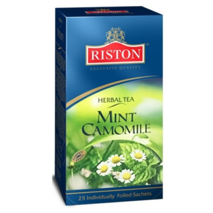 Riston Mint Camomile 25 пак.