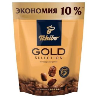 Tchibo Gold Selection 75г