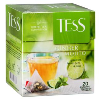 Tess Ginger Mojito 20 пак.