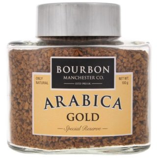Bourbon Arabica Gold 100г