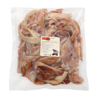 Кальмар рваный со вкусом мясо краба 1000г